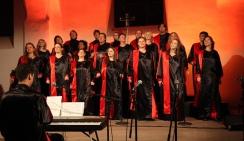 Chorleitung Temptation Gospel Voices